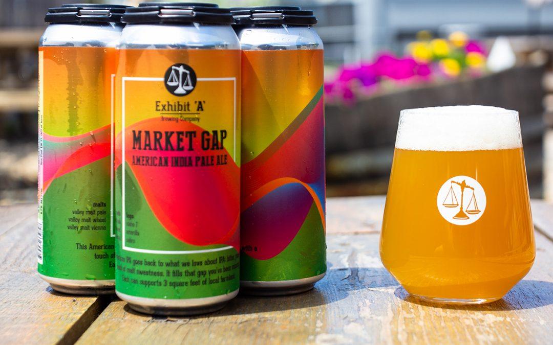 Exhibit 'A' Brewing Introduces Market Gap, An American IPA