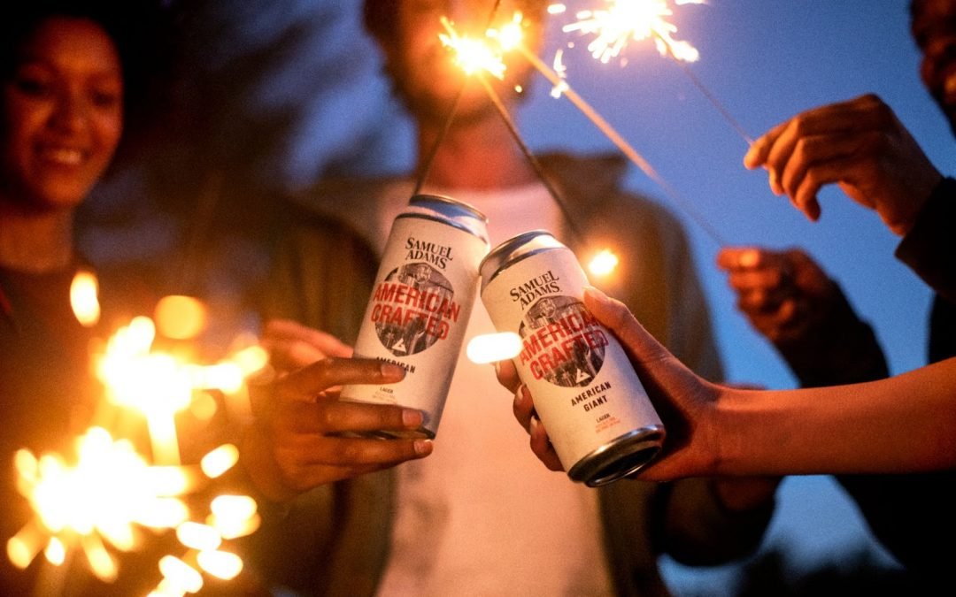 Samuel Adams and American Giant Come Together to Celebrate Good Company This Independence Day
