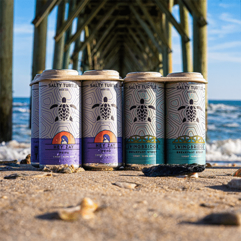 Craft Brewers Ditching Plastic Can Carriers For Eco-Conscious Options