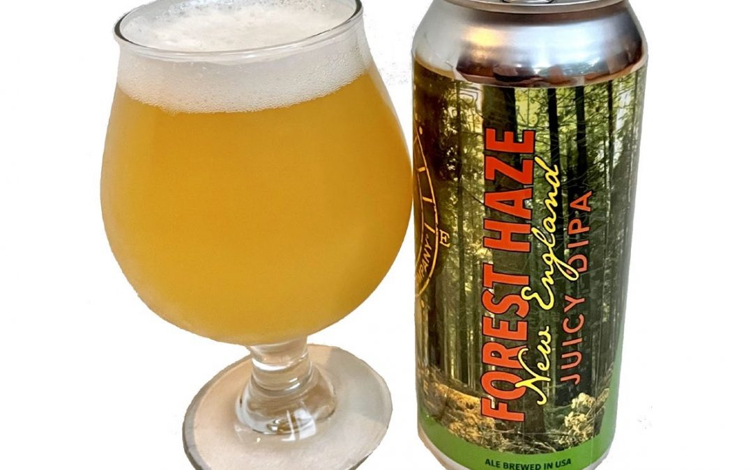 True North Ale Company Launches Forest Haze Juicy Double IPA