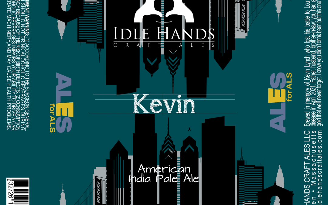 Idle Hands Craft Ales Releases Ales for ALS Beer in Honor of Family Member