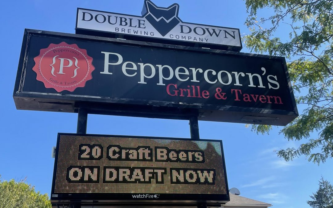 Double Down Brewing to open in Peppercorn's in Worcester