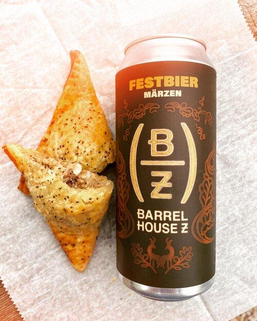 Barrel House Z Celebrates Oktoberfest with Annual Festbier Märzen Release!