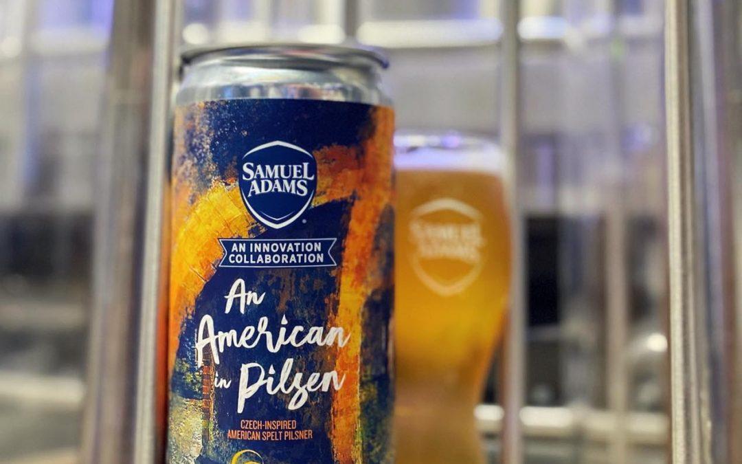 The Sam Adams Boston Taproom Releases Collaboration With Cambridge Brewing Company